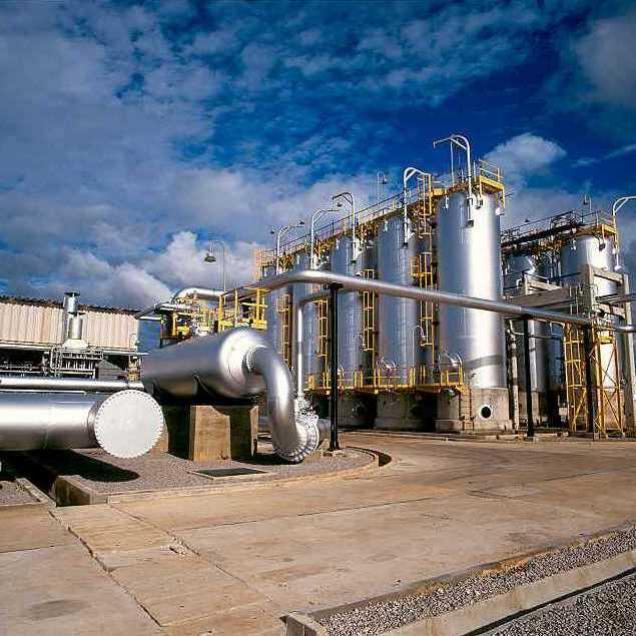 RJ, SP e AM respondem por 82% da produção nacional de gás natural