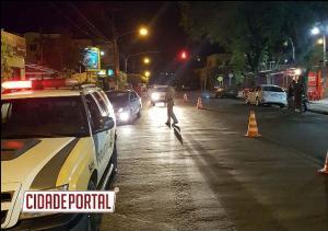 Policia Militar de Goioerê desencadeia OPERAÇÃO SENTINELA na noite deste sábado, 01