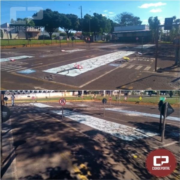 7º BPM revitaliza o projeto ESCOTRANS - Escola de Trânsito Infanto Juvenil