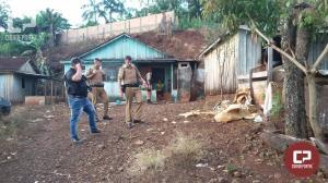 Operação Policial em Iretama prende acusado de roubar banco em Rancho Alegre
