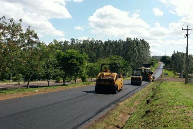 Rodovia do Sudoeste recebe melhorias em trecho de 25 quilômetros