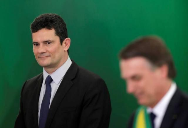 Moro quer aprovar no Congresso pacote de leis contra crime organizado