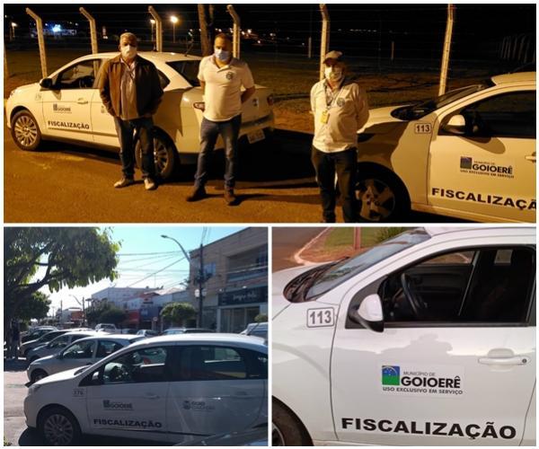 Fiscalização após verificar sete denúncias deste fim de semana, constatou que nenhum desrespeitava decreto municipal