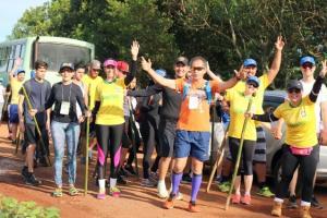 2ª Caminhada Internacional na Natureza de Goioerê torna-se referência em trilha ecológica no Paraná