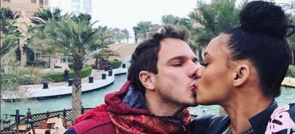 Após Miss Universo, Raíssa Santana curte férias com o namorado em Dubai