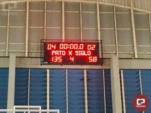 Pato Basquete leva duas vitórias contra time argentino neste fim de semana