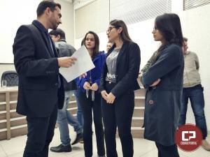 Acadêmicos do curso de Direito desenvolve projeto em prol acessibilidade de surdos na área da saúde