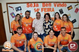Tremendo sucesso a 14ª Feira do Conhecimento do Colégio Novo Mundo