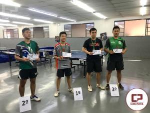 Equipe de Tênis de Mesa de Goioerê consegue ótimos resultados no torneio regional em Maringá