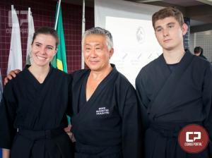 1º Encontro de Artes Marciais Tradicionais Japonesas realizado neste sábado, 29, ficou marcado na história!