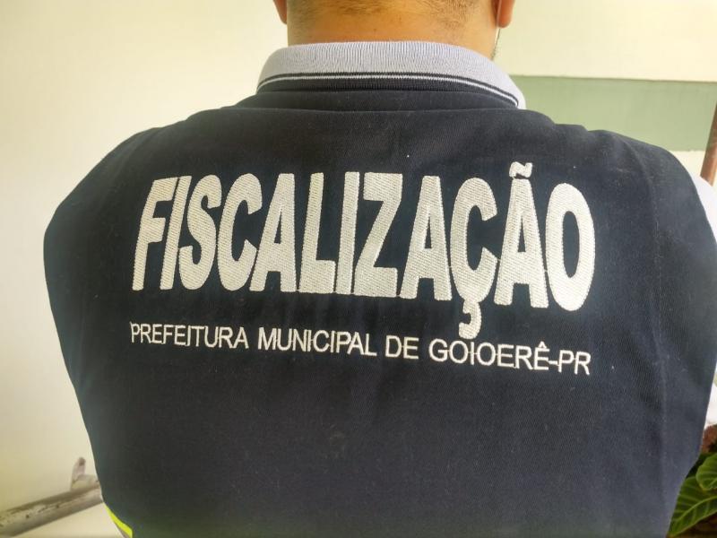 Fiscalização de Goioerê recebeu duas denúncias de pessoas com Covid pedalando e com amigos