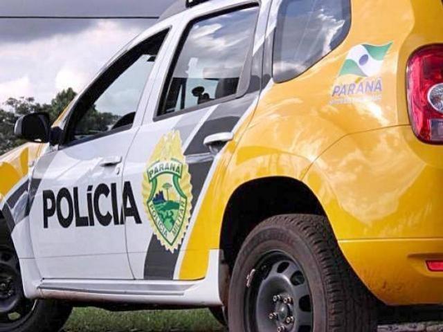 Polícia Militar de Goioerê prende uma pessoa por lesão corporal e desacato á autoridade