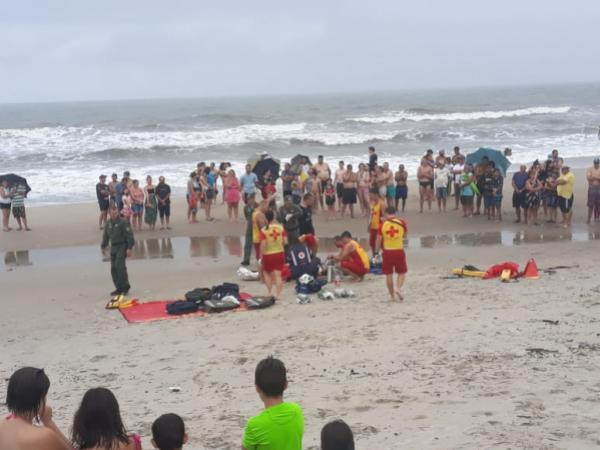 Jovem roncadorense morre afogado no litoral paranaense