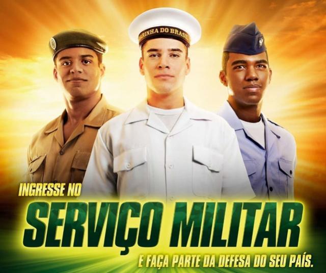 Junta Militar de Goioerê comunica início das inscrições para o alistamento militar
