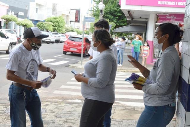 Saúde alerta população de Goioerê para cuidados com o covid-19 que em 24 horas registrou 15 novos casos