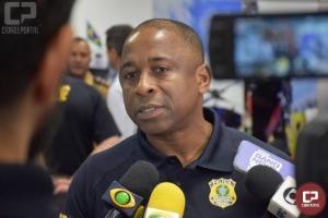 Novo superintendente da PRF no Paraná assume nesta sexta-feira, 8