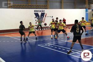 Dezesseis equipes seguem na busca pelo título estadual do handebol