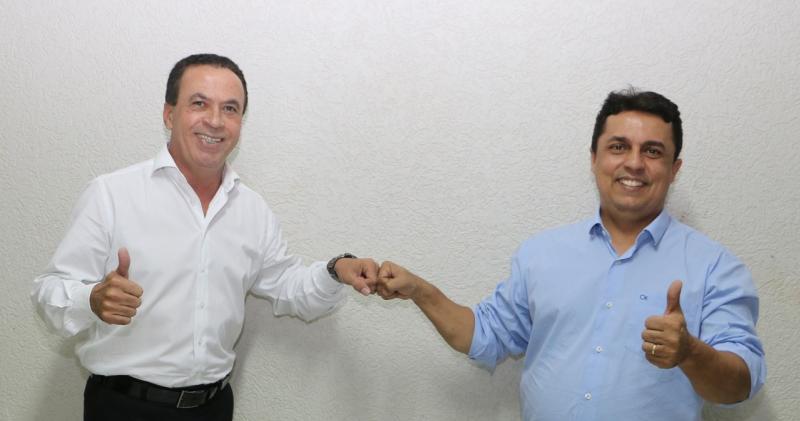 Vereador Agilson(DEM) declara apoio ao pré-candidato Betinho Lima