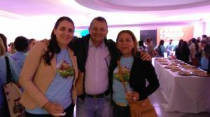Em Curitiba Pedro Coelho participa da premiação do Concurso Agrinho