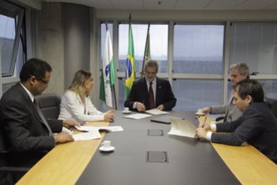 MPPR firma cooperação para combate a sonegação e fraude tributária