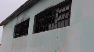 Gráfica fechada para férias coletivas pega fogo em Campo Mourão