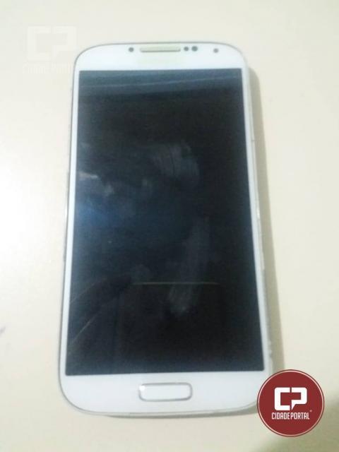 Você foi vítima de roubo ou furto de celular, tem um SAMSUNG S4 , branco, na Delegacia verifique se é seu!