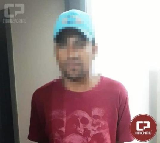Polícia Militar prende homem em regime de monitoramento por retirar tornozeleira em Moreira Sales
