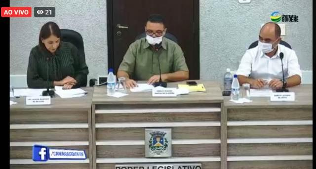 Retaliação foi o nome dado ao projeto que diminuiu cargos e salários da Câmara Municipal de Goioerê