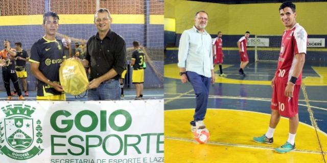 Pedro Coelho e Ernani Leite prestigiam abertura da 2ª Copa Popular Futsal