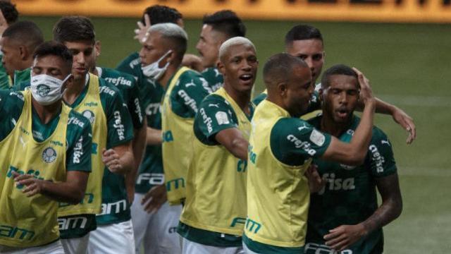 Palmeiras vence o Grêmio mais uma vez e é tetracampeão da Copa do Brasil