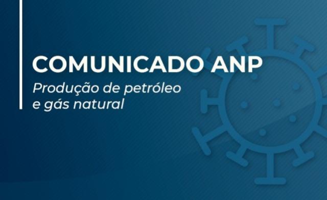 Coronavírus: ANP edita medidas relativas à produção de petróleo e gás