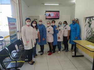 Secretaria de Saúde entrega equipamentos as Unidades Básicas de Saúde para o Enfrentamento da COVID-19