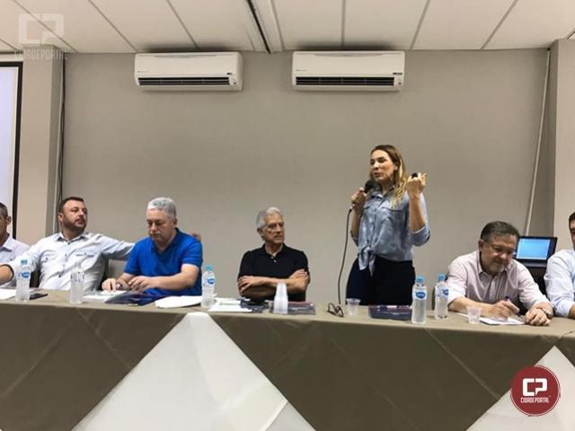 Em defesa da família Luci Alvino anuncia sua pré-candidatura em Goioerê