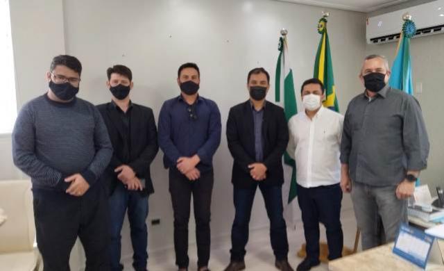 Prefeitura se reúne com Depen para discutir ações em Goioerê e região
