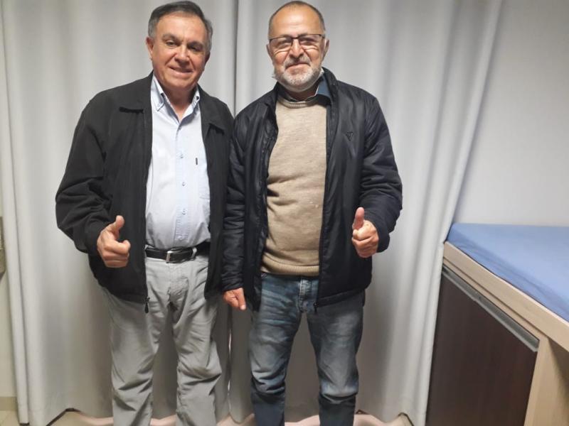 Pediatra Adilson Pessoa Corpa disse que não será pré-candidato a prefeito e deve apoiar Betinho Lima