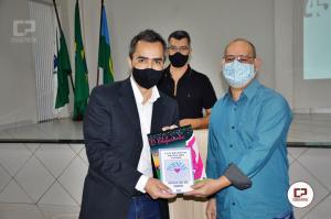 Chefe do Núcleo Regional participa de assinatura de ordens de serviços e vistoria em projetos do Governo em Goioerê