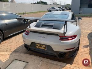 Em conjunto com a Receita Federal do Brasil, Polícia Federal realiza Operação Super Trunfo em Maringá