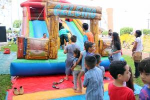 Segunda edição do GOIO KIDS supera expectativas e leva alegria para centenas de crianças goioerenses