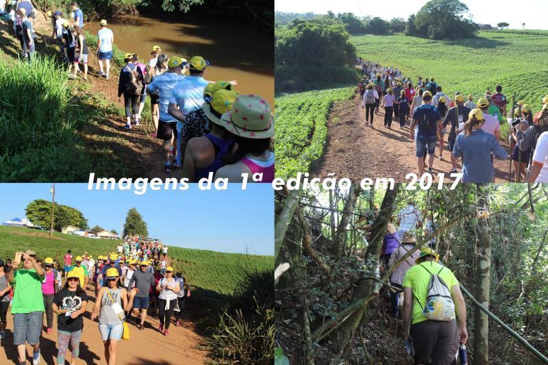 Goioerê irá realizar 2° Caminhada Internacional na Natureza - Circuito Água Branca do Cascalho
