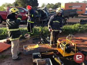 Tragédia anunciada acontece na PR-180 entre Goioerê e Quarto centenário deixando uma vítima fatal
