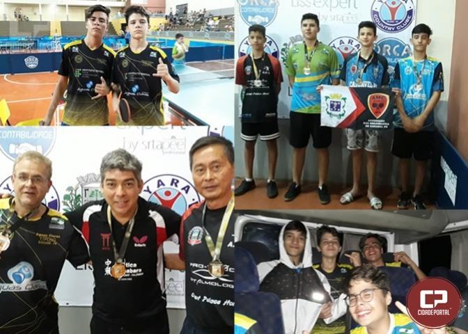 Academia Águas Claras conquista medalha na Copa Aberta Interestadual e Internacional Antonio Kimura