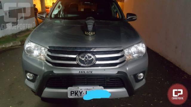 Polícia Militar em Maringá recupera veículo furtado na cidade de Nova Esperança
