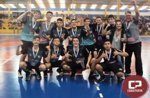 Após 10 anos, equipe de handebol do Colégio Rui Barbosa conquista medalha de bronze nos JEPS