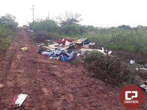 Moradores do Jardim Bela Vista denunciam descaso da administração pública