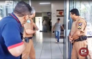 Polícia Militar age rápido e bandidos se entregam em Formosa do Oeste após grande cerco policial