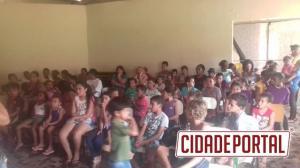 Projeto CREER realizou Páscoa antecipada para alunos