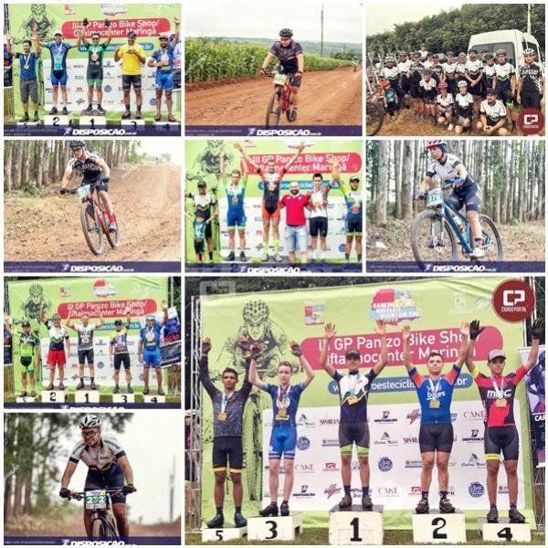 Atleta Goioerense é campeão de MTB em Maringá