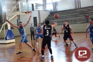 O time de basquete de Palmas sagrou-se campeão da fase regional dos JAPS em Dois Vizinhos