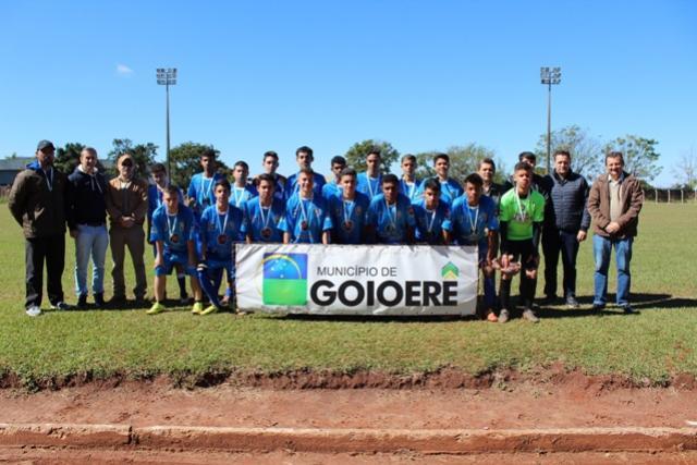 Premen I é campeão da fase municipal dos Jogos Escolares do Paraná Bom de Bola