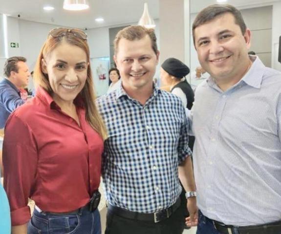 Luci Alvino vai assumir vaga na Câmara Municipal de Goioerê